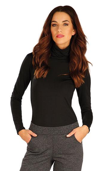 Sweatshirts, Hoodies > Damen Rollkragenpullover mit langen Ärmeln. 7A270
