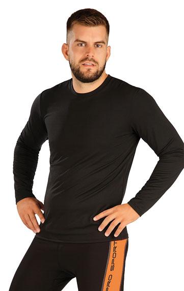 HERRENMODE > Herren T-Shirt mit langen Ärmeln. 7A271