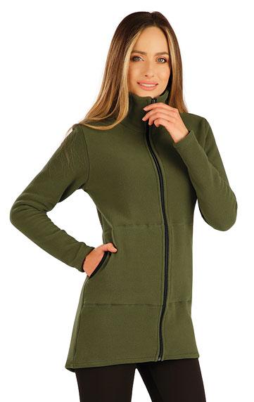 Westen und Jacken > Fleece Damen Lange Sweatshirt. 7A276