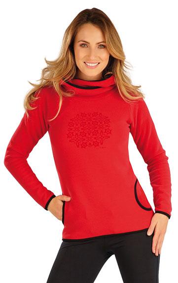 Sweatshirts, Hoodies > Fleece Damen Sweatshirt mit Kapuzen. 7A281
