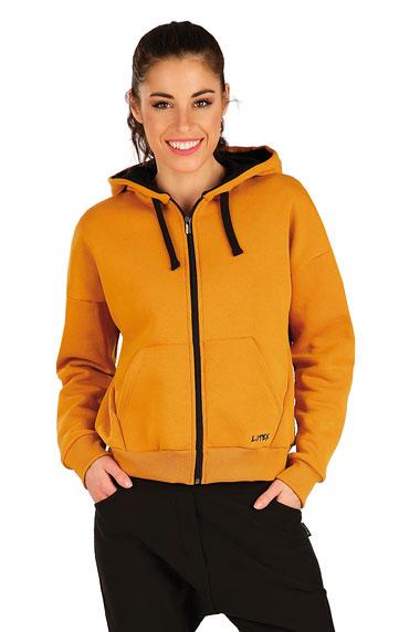 Sweatjacken, Jacken, Westen > Damen Sweatshirt mit Kapuzen. 7A306