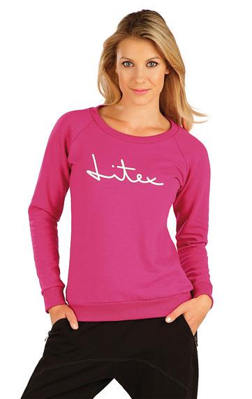 Sweatshirts, Hoodies > Damen Sweatshirt mit langen Ärmeln. 7A316