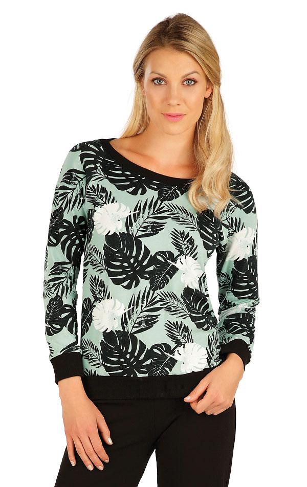 Damen Sweatshirt mit langen Ärmeln. 7A320 | Pullover, Cardigans, Rollkragenpullover LITEX