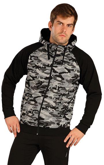 Sweatshirts, Jacken > Herren Sweatshirt mit Kapuzen. 7A335
