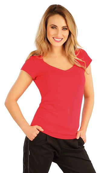 T-Shirts, Tops, Blusen > Damen T-Shirt, kurzarm. 7A360