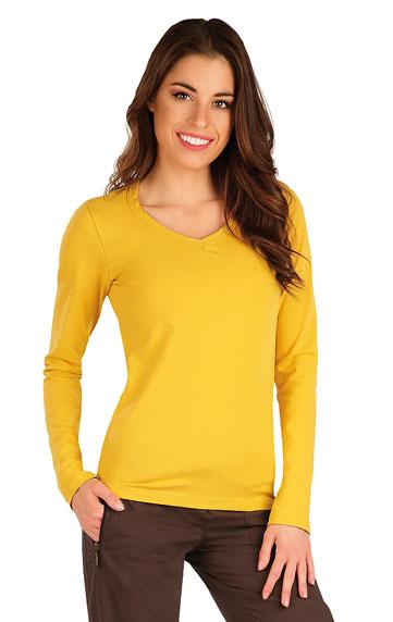 T-Shirts, Tops, Blusen > Damen T-Shirt mit langen Ärmeln. 7A361