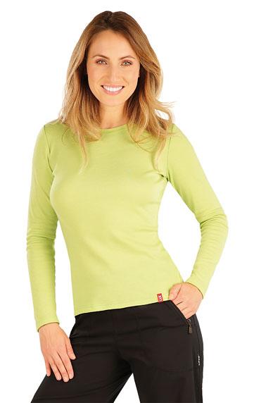 T-Shirts, Tops, Blusen > Damen T-Shirt mit langen Ärmeln. 7A362