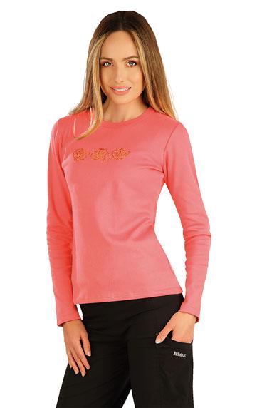 T-Shirts, Tops, Blusen > Damen T-Shirt mit langen Ärmeln. 7A363