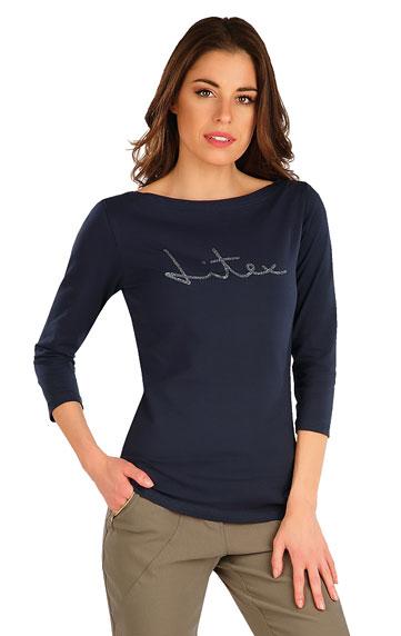 T-Shirts, Tops, Blusen > Damen T-Shirt, mit 3/4 Ärmeln. 7A365