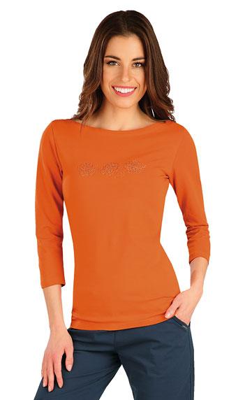 T-Shirts, Tops, Blusen > Damen T-Shirt, mit 3/4 Ärmeln. 7A366