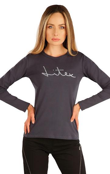 T-Shirts, Tops, Blusen > Damen T-Shirt mit langen Ärmeln. 7A367