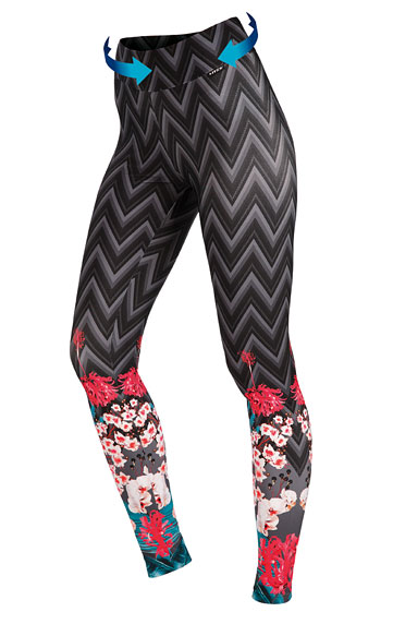 Damen Leggings, lang.