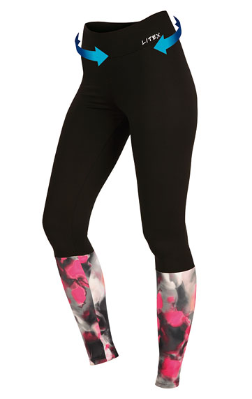 Lange Leggings > Damen Leggings, lang. 7A407