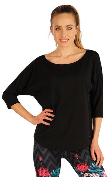 Kleidung für Fitness und Sports > Damen T-Shirt, mit 3/4 Ärmeln. 7A414