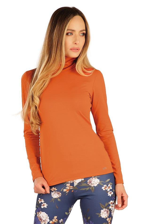 Damen Rollkragenpullover mit langen Ärmeln. 7A438 | Pullover, Cardigans, Rollkragenpullover LITEX