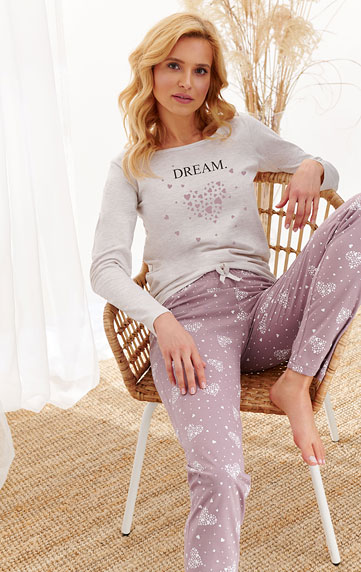 Nachtwäsche > Frauen-Pyjamas. 7A504