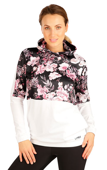 LITEX Damen Sweatshirt mit Kapuzen. 7B173