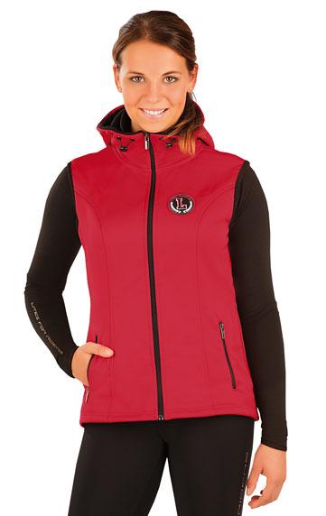 Jacken, Sweatshirts und Westen > Damen Weste mit Kapuzen. J1051