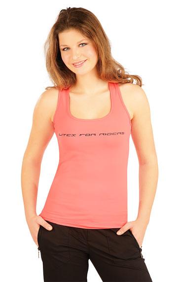 Turniershirts > Damen T-Shirt ohne Ärmel. J1078