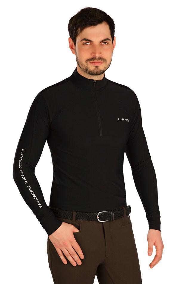 Herren T-Shirt mit langen Ärmeln. J1103 | Hoodies, Westen, Rollkragenpullover LITEX