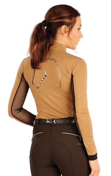 Damen T-Shirt, langarm.