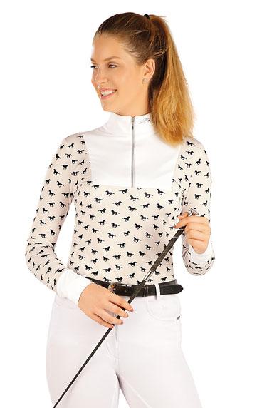 Reitbekleidung > Damen T-Shirt, langarm. J1229