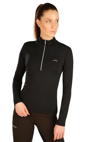 Hoodies, Westen, Rollkragenpullover > Damen T-Shirt, langarm. J1230