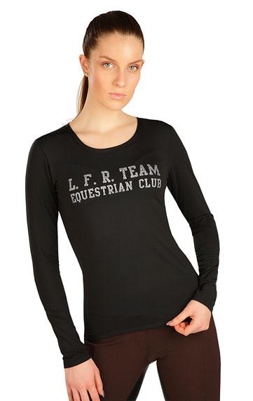 Reitbekleidung > Damen T-Shirt, langarm. J1231