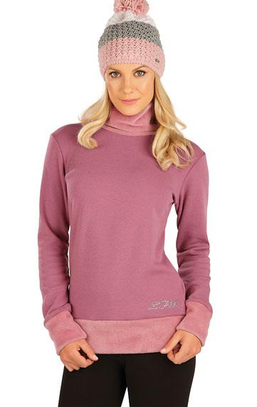 Jacken, Sweatshirts und Westen > Damen Rollkragenpullover mit langen Ärmeln. J1242