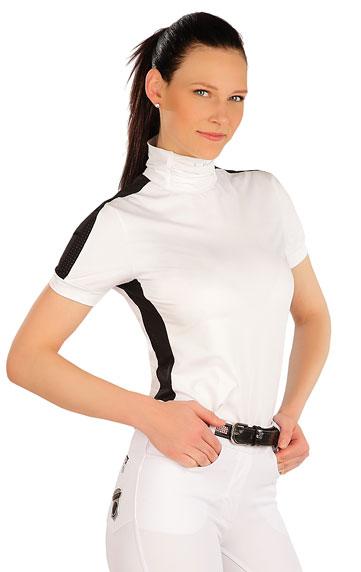 Frauen-Renn-T-Shirt.