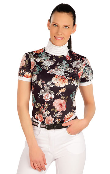 Reitbekleidung > Damen T-Shirt, kurzarm. J1249