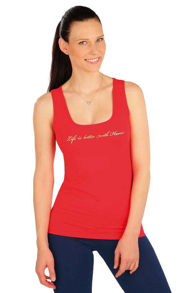 Damen T-Shirt ohne Ärmel. J1253   Turniershirts LITEX