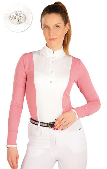 Reitbekleidung > Damen T-Shirt mit langen Ärmeln. J1257