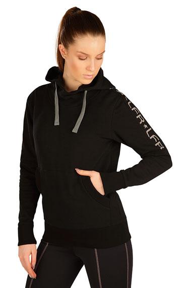 Jacken, Sweatshirts und Westen > Damen Sweatshirt mit Kapuzen. J1262