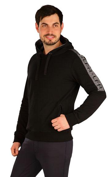 Jacken, Sweatshirts und Westen > Herren Sweatshirt mit Kapuzen. J1263